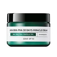 Kem Dưỡng Da Ngăn Ngừa Mụn Some By Mi AHA-BHA-PHA 30 Days Miracle Cream 50ml