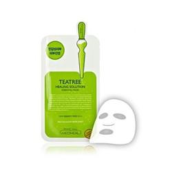 Mặt nạ dưỡng da chiết xuất tràm trà Mediheal Teatree Solution Essential Mask Ex 25ml