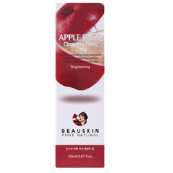 Sữa rửa mặt giảm mụn Beauskin Apple Pure Cleansing Foam Hàn Quốc 150ml