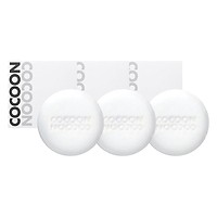 Xà Phòng TRị Mụn Skin1004 Cocoon Skin pore pack 3pcs Nature Skin pore Soap
