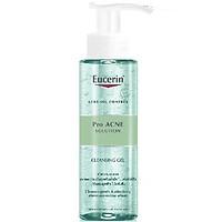 Gel Rửa Mặt Da Mụn Eucerin Pro ACNE Solution Cleansing Gel (200 ml)