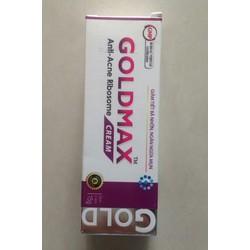 Kem trị mụn Gold Max 15g