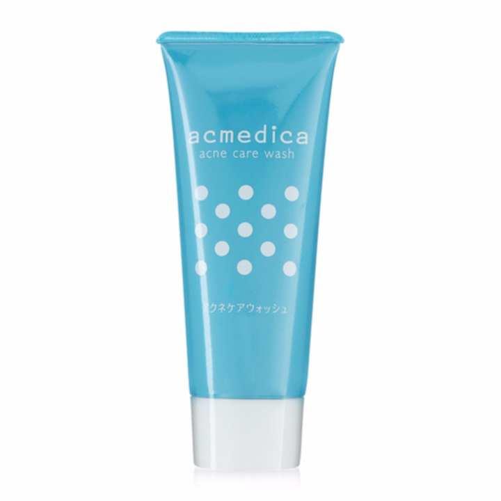 Sữa Rửa Mặt Trị Mụn Naris Cosmetic Acmedica Acne Care Wash (100g)