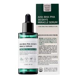 Tinh chất ngăn ngừa Some By Mi AHA-BHA-PHA 30 Days Miracle Serum 50ml