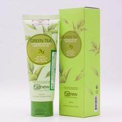 Gel tẩy tế bào chết chiết xuất từ trà xanh cao cấp sạch nhờn ngừa mụn Hàn Quốc Benew Green Tea Peeling Gel (120ml)
