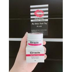 Kem làm giảm mụn sưng đỏ, mụn mủ Ciracle Red Spot Cream 30g